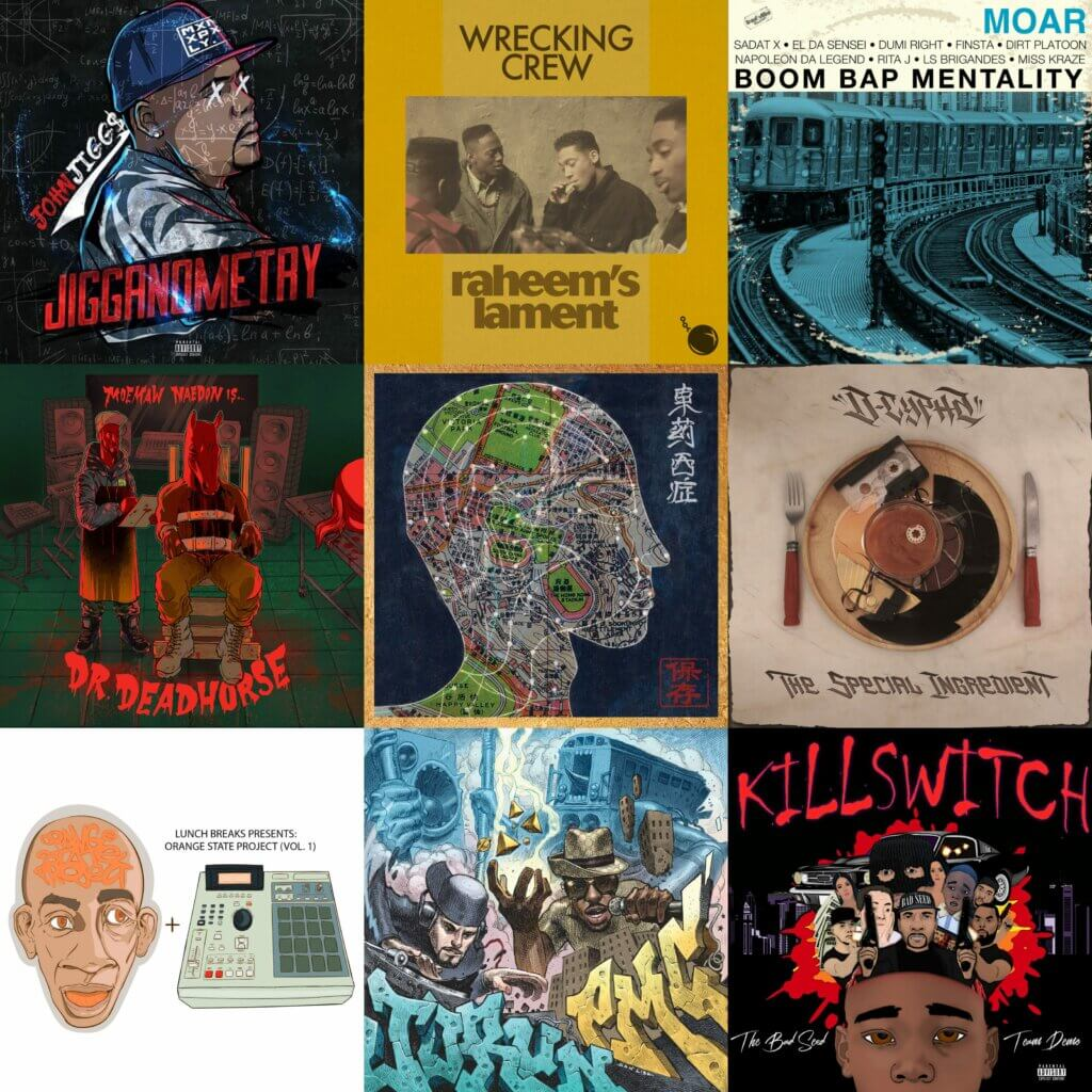 2020 9 Recently Released Hip Hop Albums You Shouldn't Sleep On
