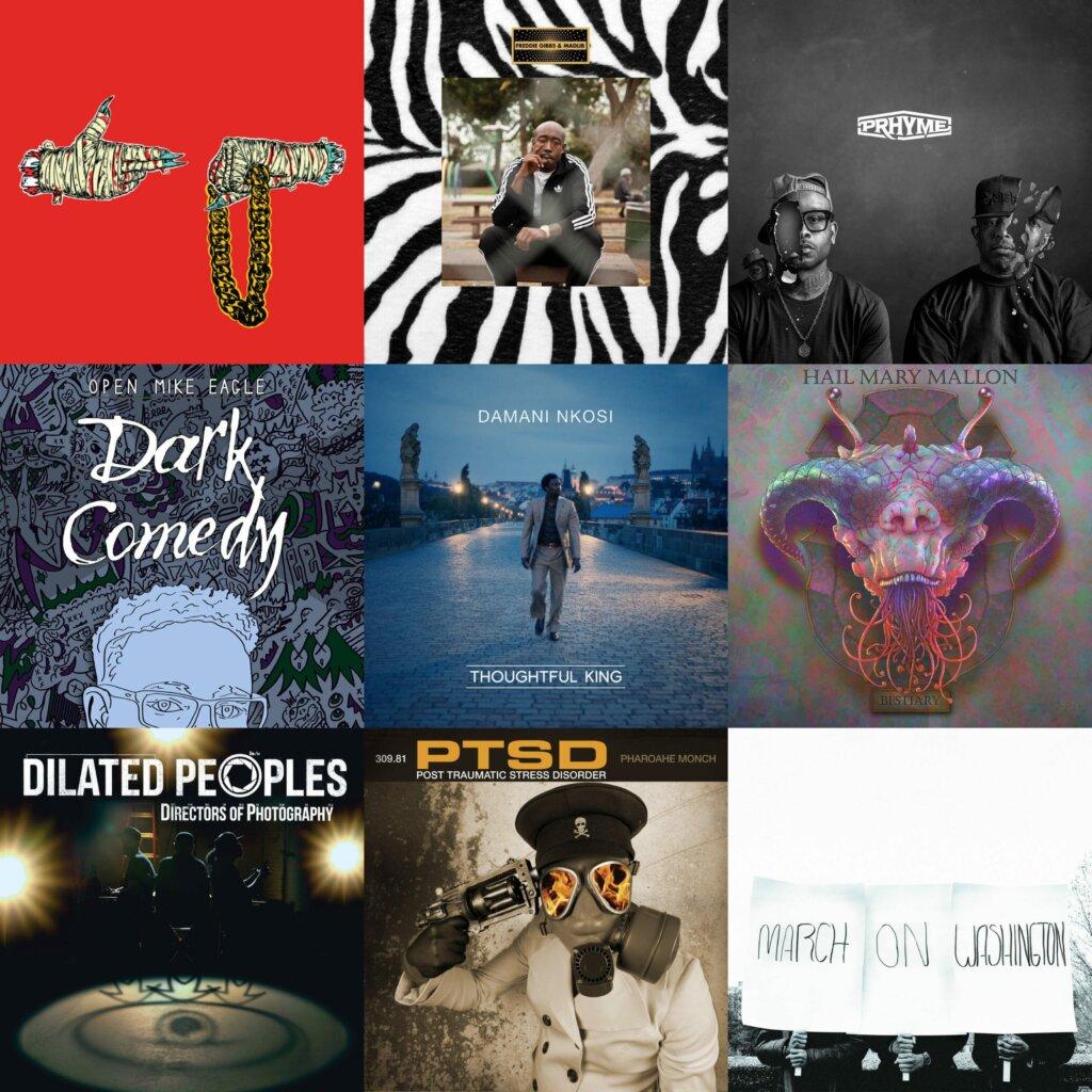 Top 40 Hip Hop Albums 2014