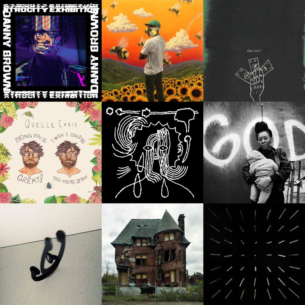 18 Of The Best Unconventional Hip Hop Albums Of The 2010s