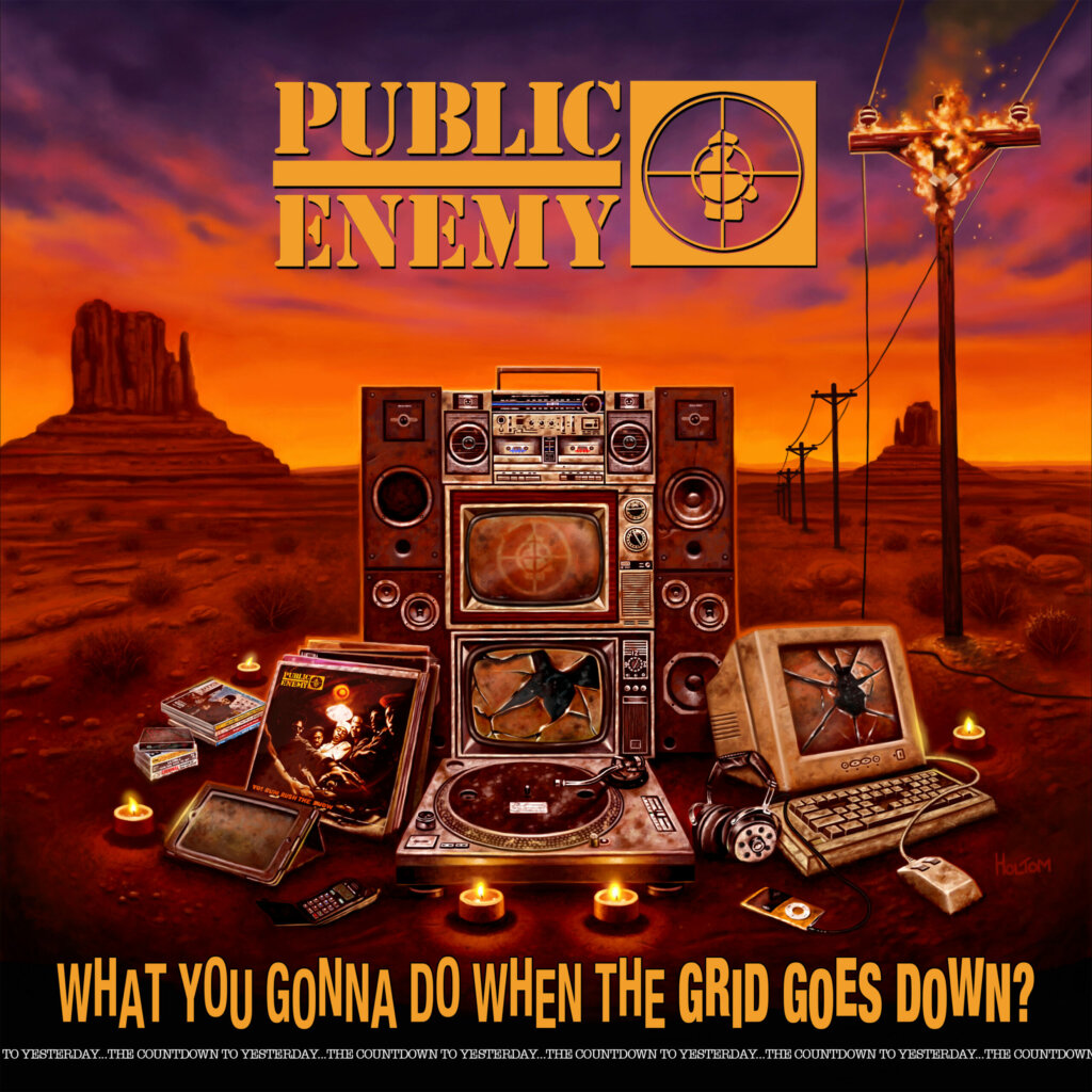 Public Enemy - What You Gonna Do When The Grid Goes Down? | Review