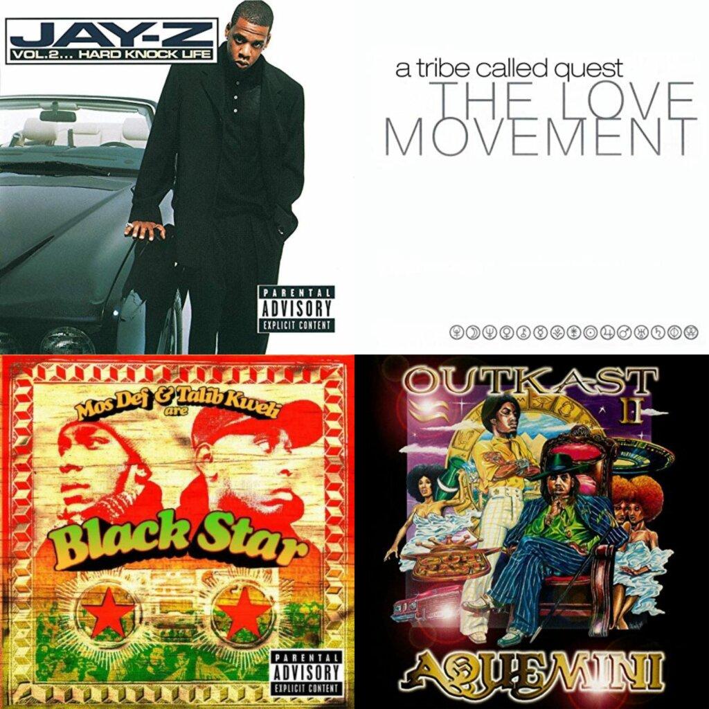 The Birth Of Postmodern Hip Hop