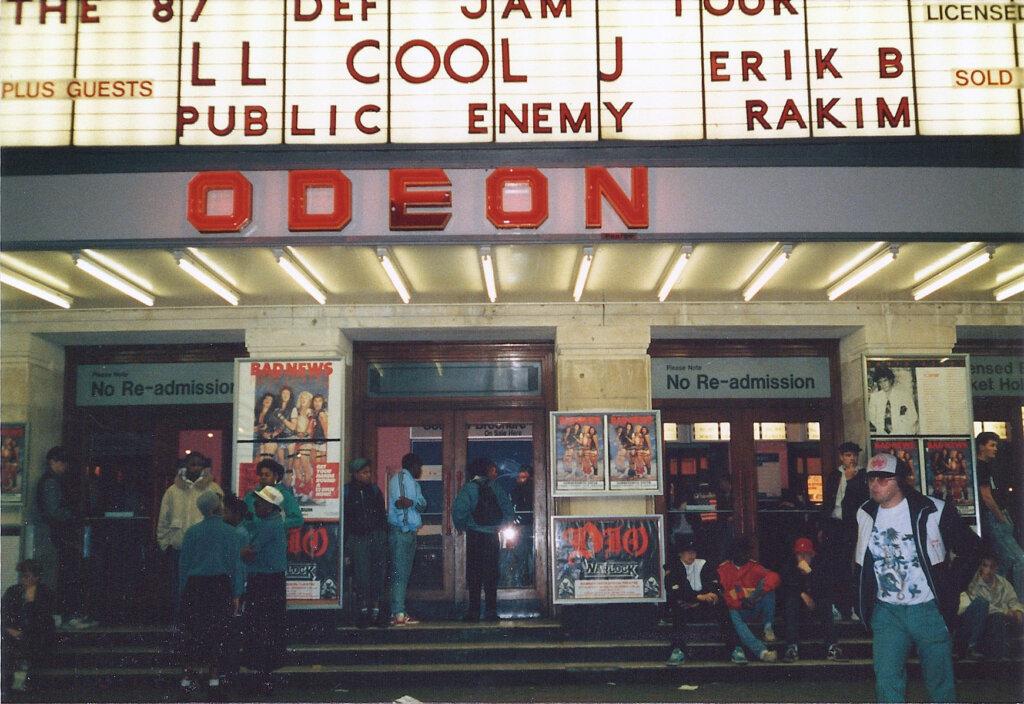 Public Enemy 1987 Live