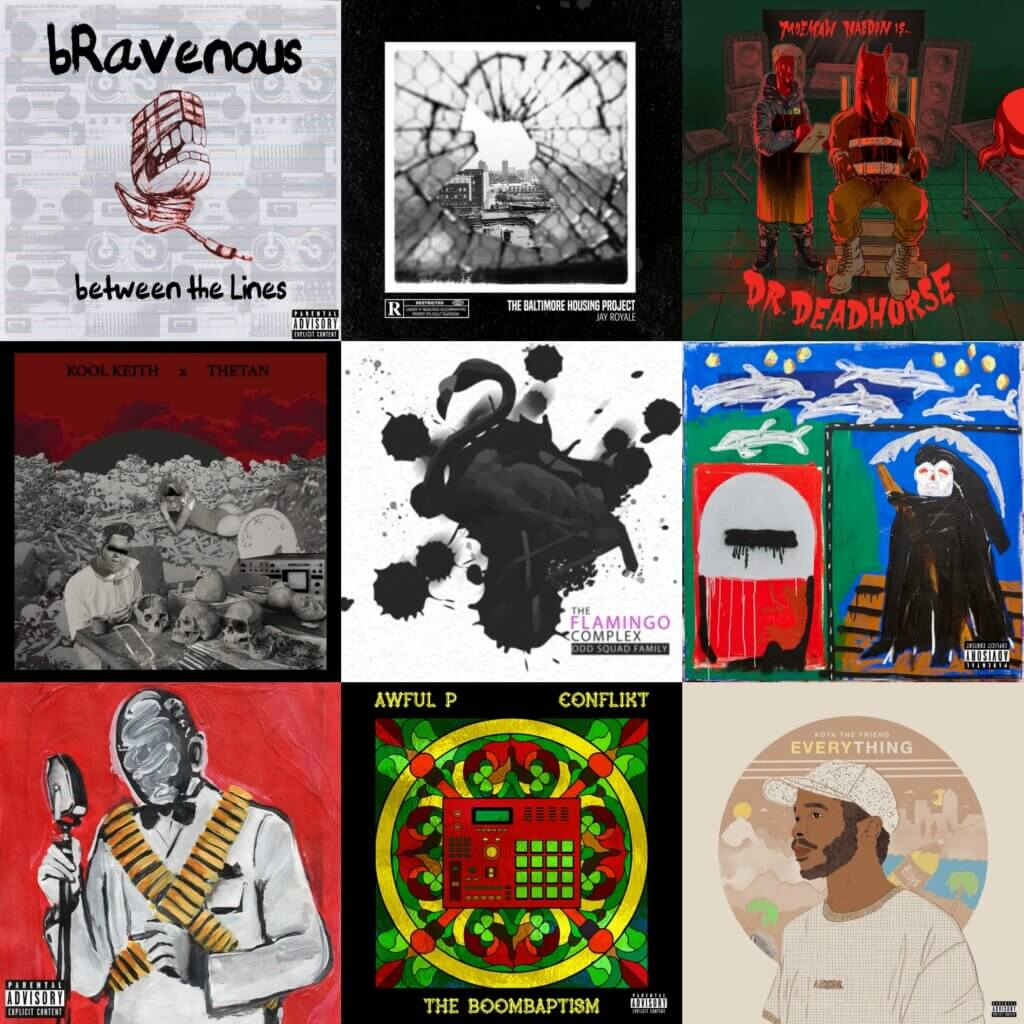 Best Hip Hop Albums Of 2020 – The Honorable Mentions