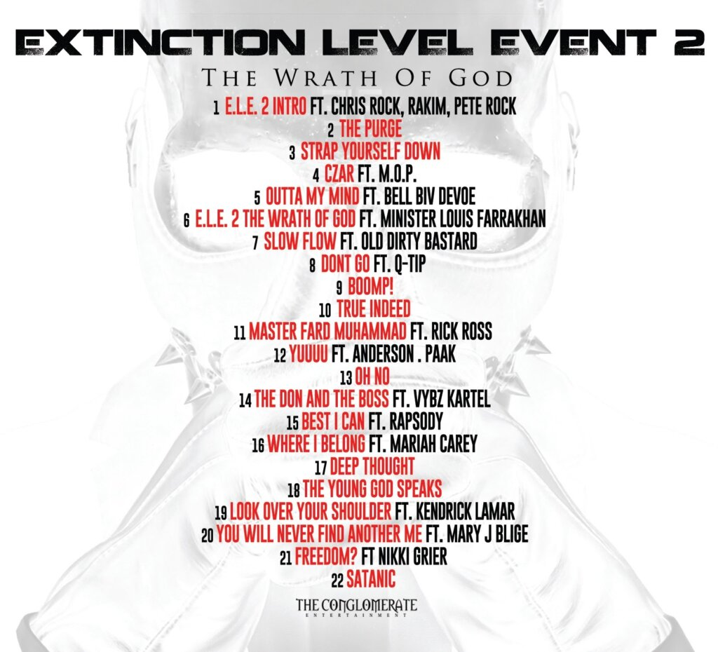 Busta Rhymes - Extinction Level Event 2: The Wrath of God | Review