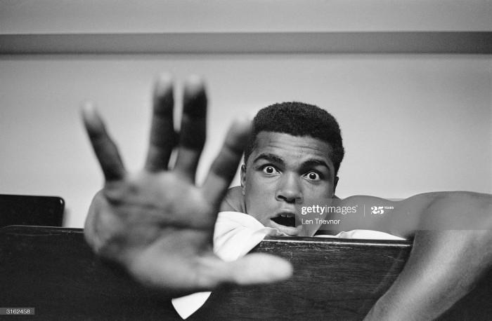 Muhammad Ali: The Greatest.