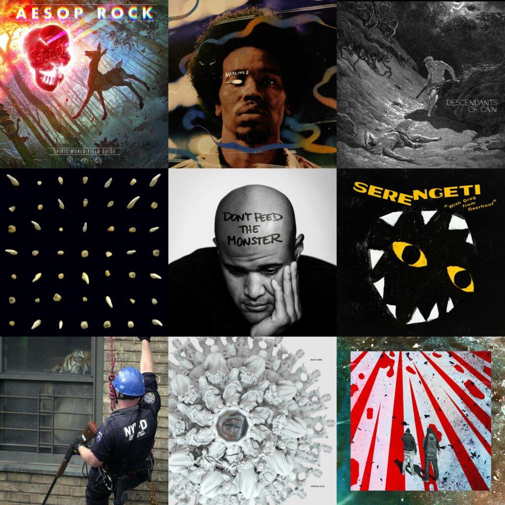 Best Left-Field Hip Hop Albums Of 2020