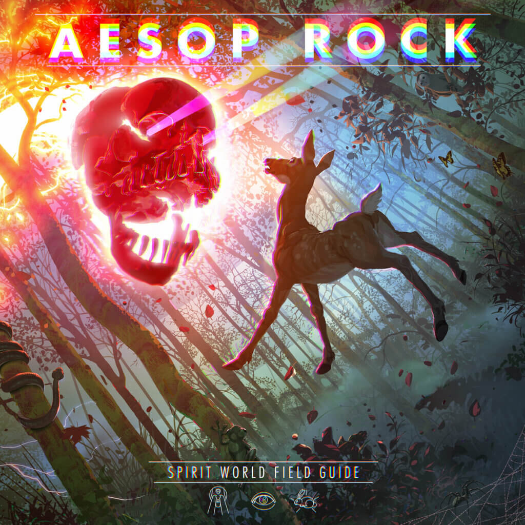 Aesop Rock - Spirit World Field Guide | Review