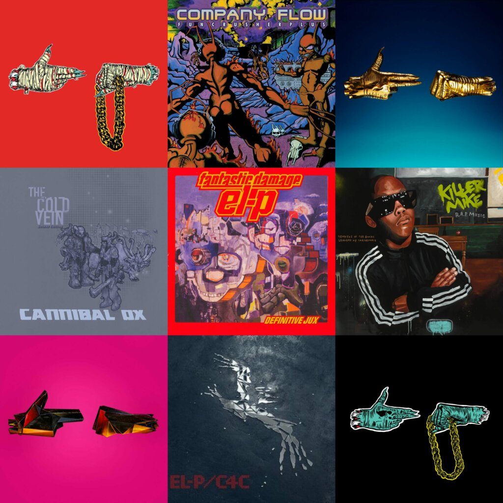 Top 10 Albums Produced By El-P