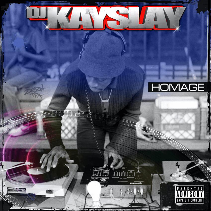 DJ Kayslay - Rolling 50 Deep (2020)