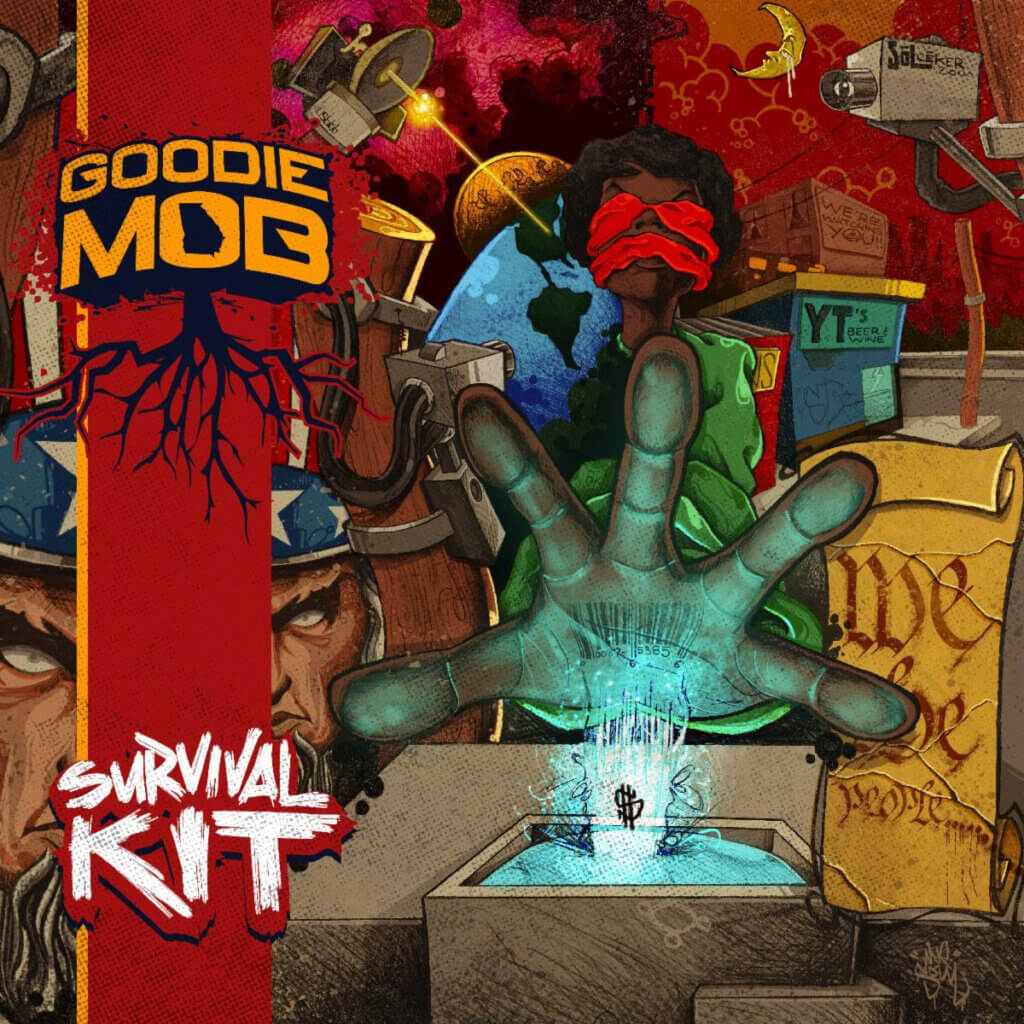 Goodie Mob - Survival Kit | Review
