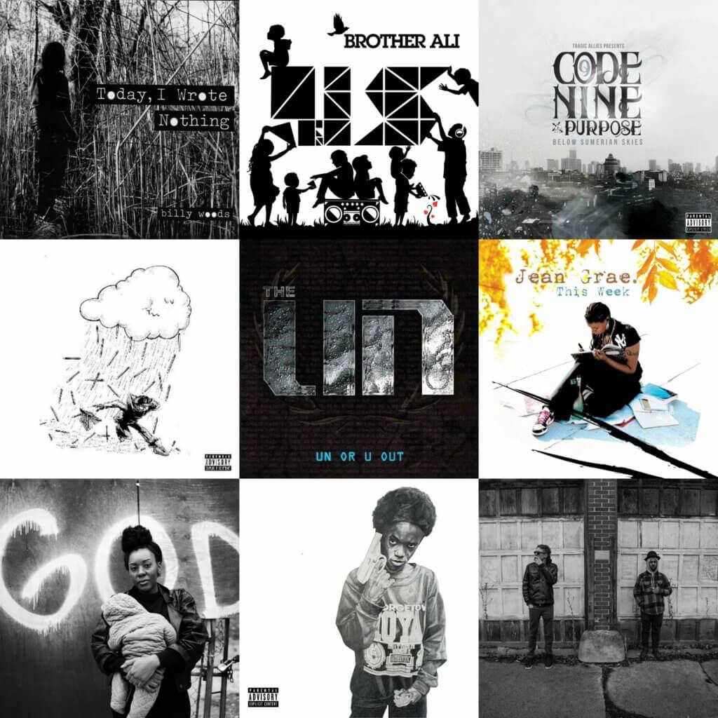 50 Under-appreciated Post-2000 Hip Hop Albums | Part 3