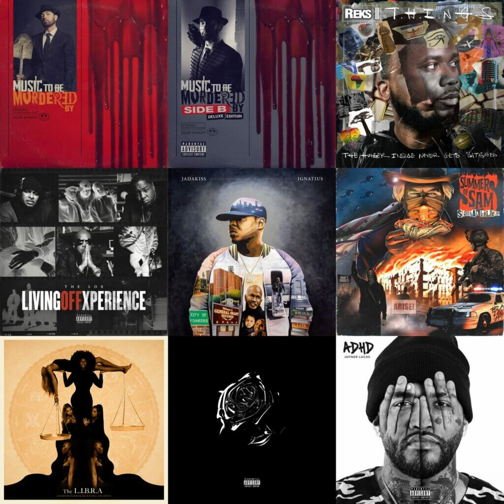 9 Of The Most Disappointing Hip Hop Albums Of 2020