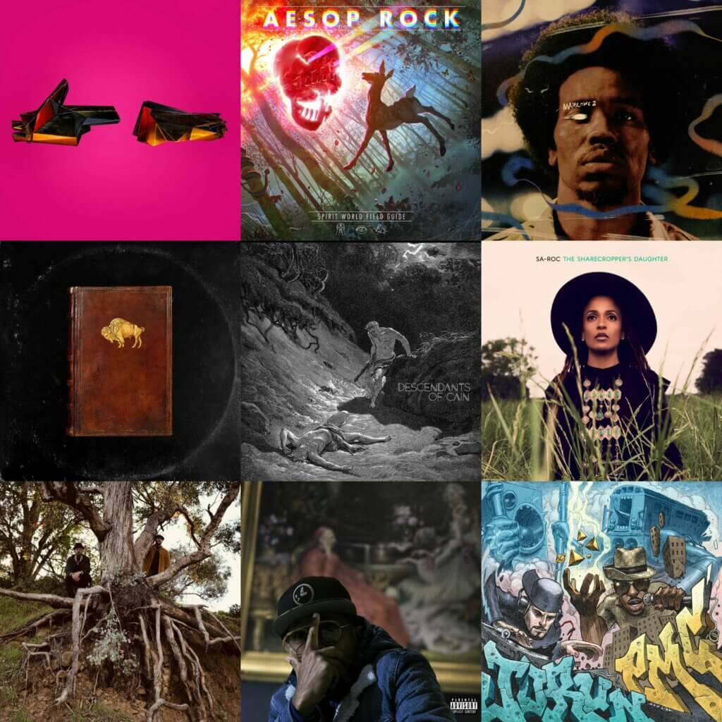 The Best Hip Hop Albums Of 2020