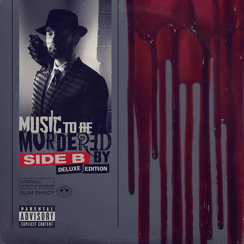 Eminem Music To Be Murdered By - Side B | Review