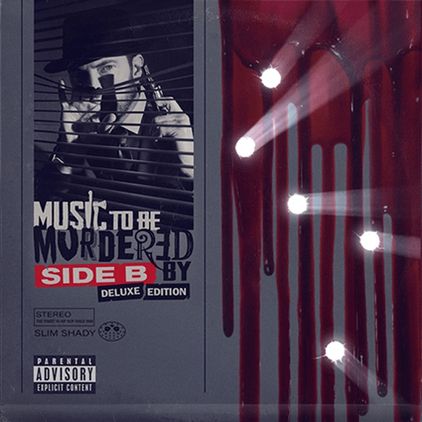 Eminem - Music To Be Murdered By - Side B | Review