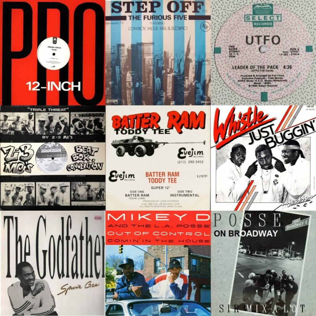 29 Forgotten 1980s Hip Hop Songs