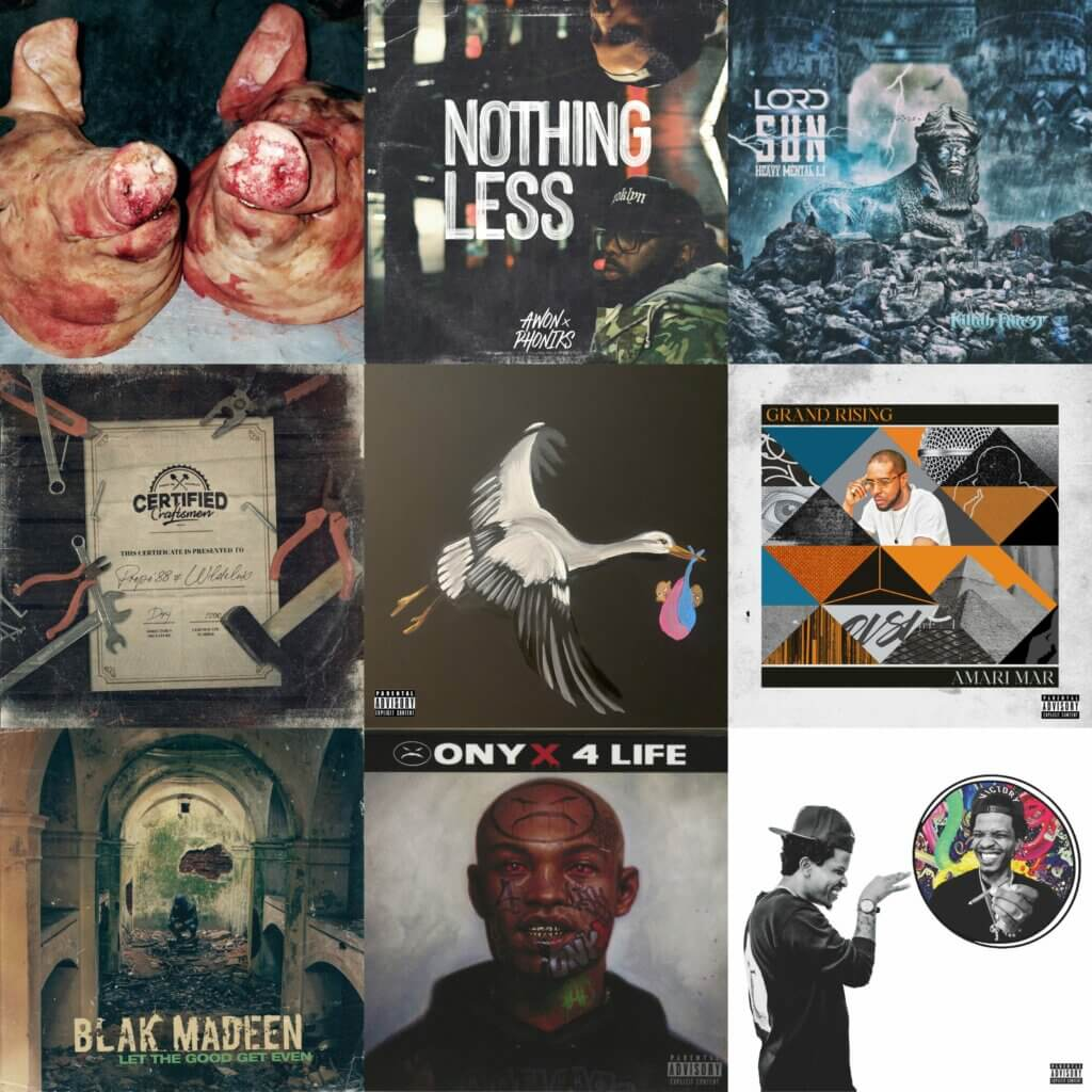 March 2021 Round-Up: The 9 Best Hip Hop Albums Of The Month