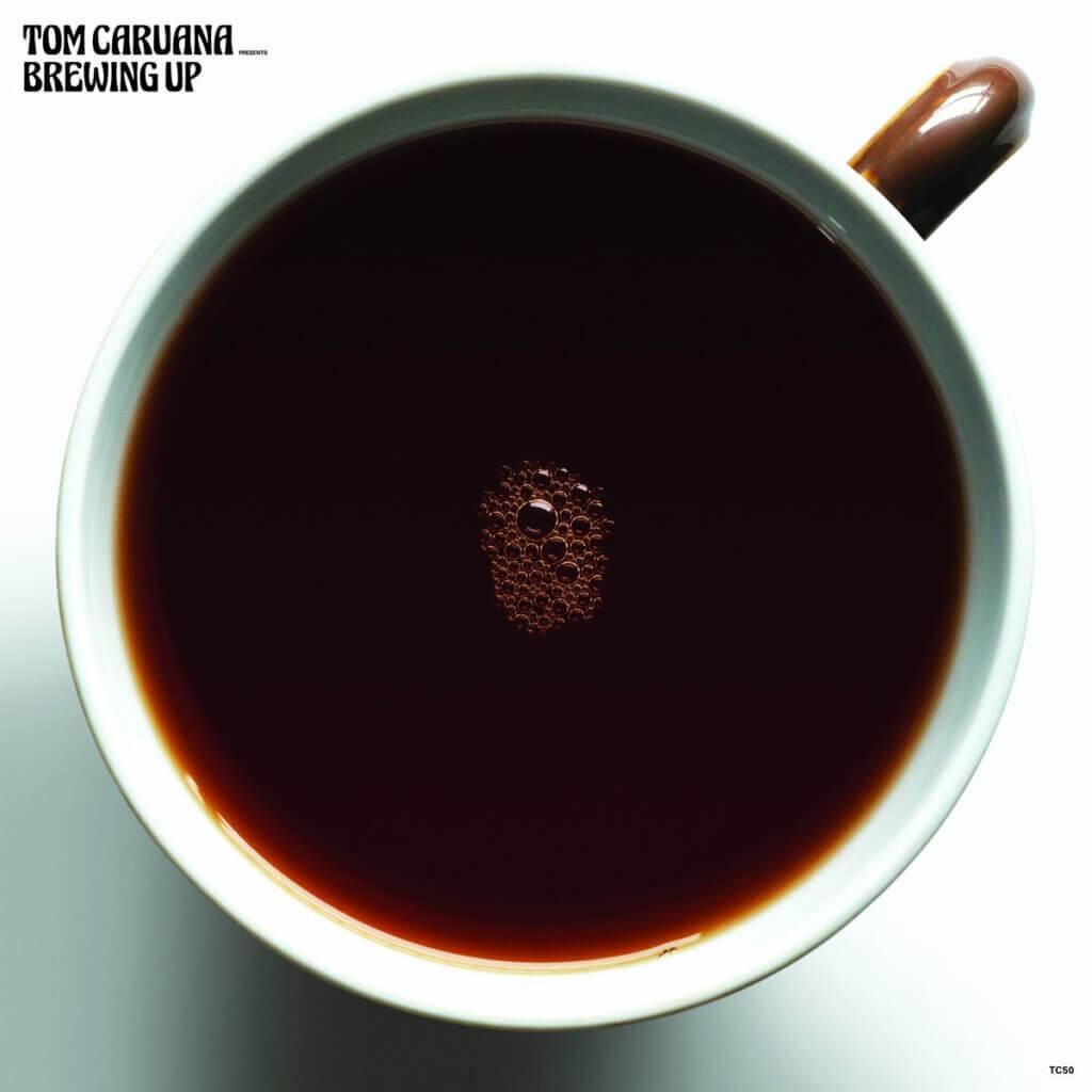 Tom Caruana - Brewing Up