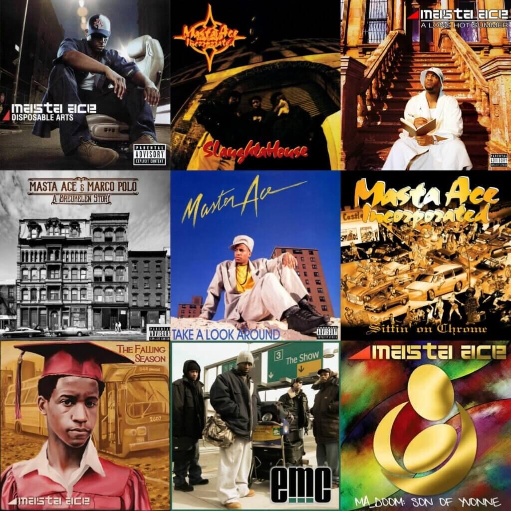 Ranking Masta Ace's Albums