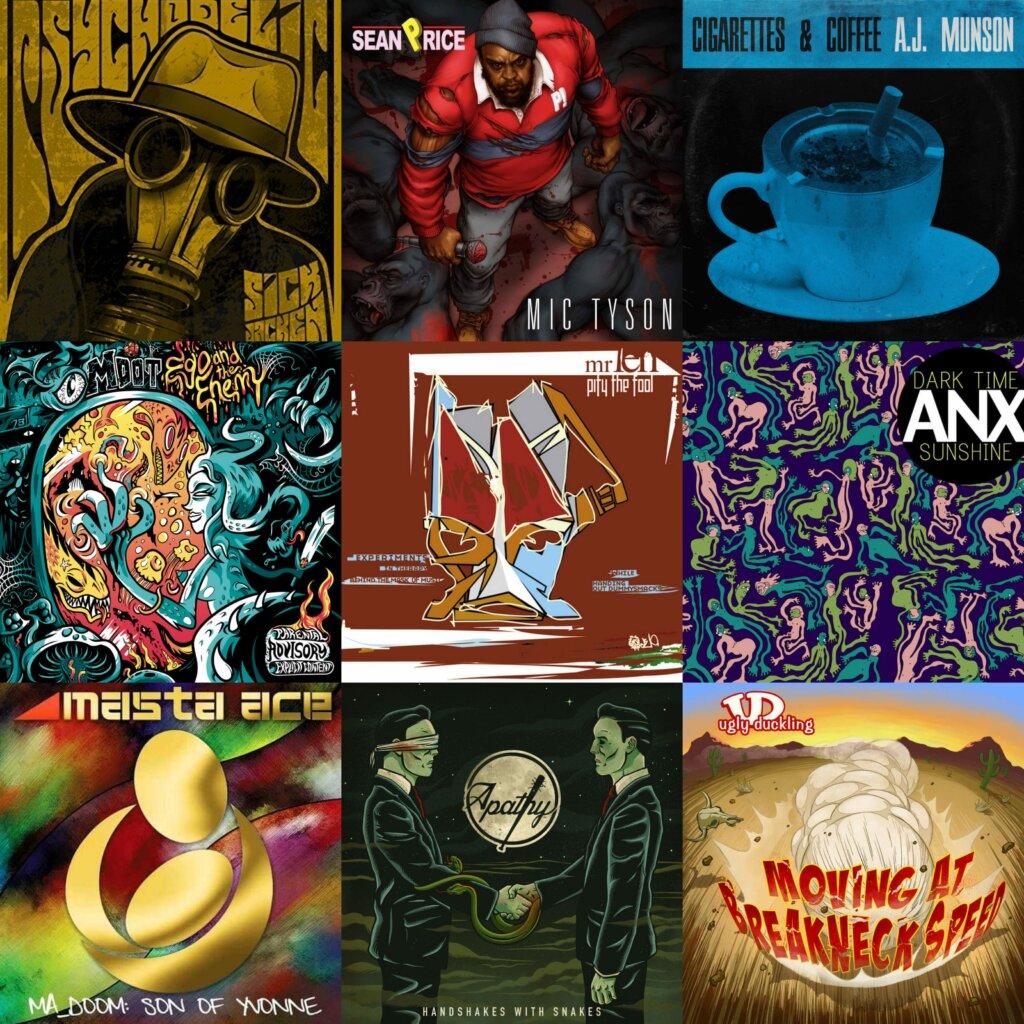50 Under-appreciated Post-2000 Hip Hop Albums | Part 5