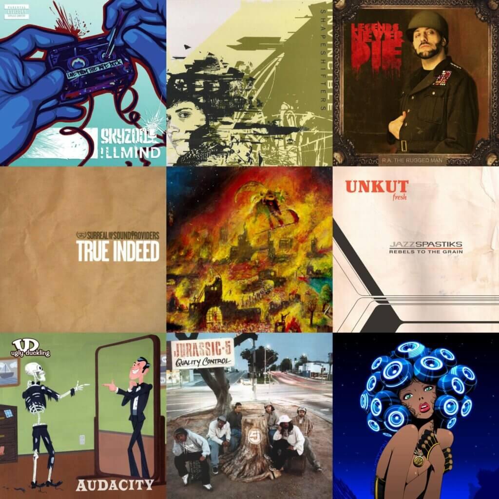 50 Under-appreciated Post-2000 Hip Hop Albums | Part 4