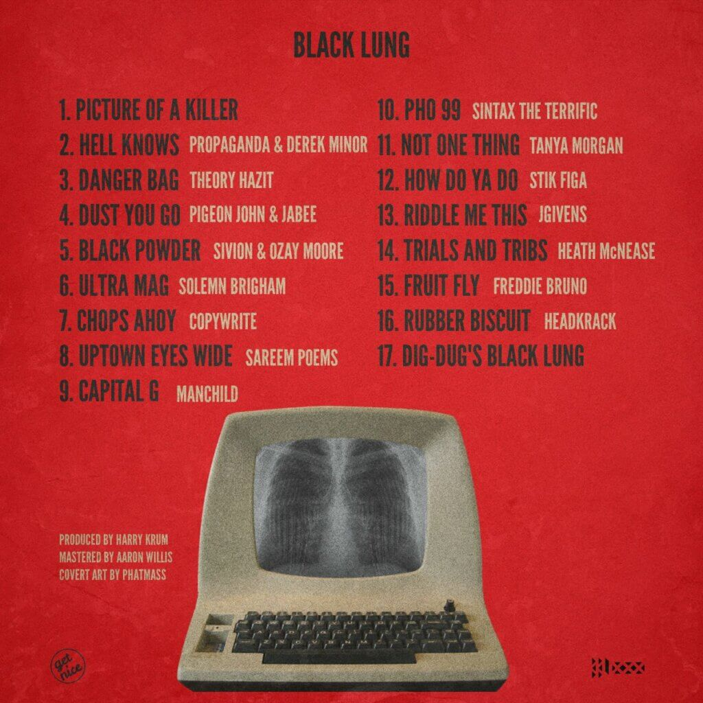 Krum - Black Lung | Review