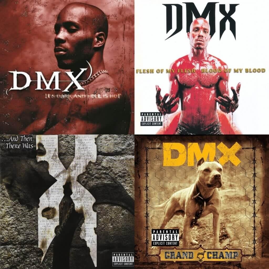 Ranking DMX's Albums