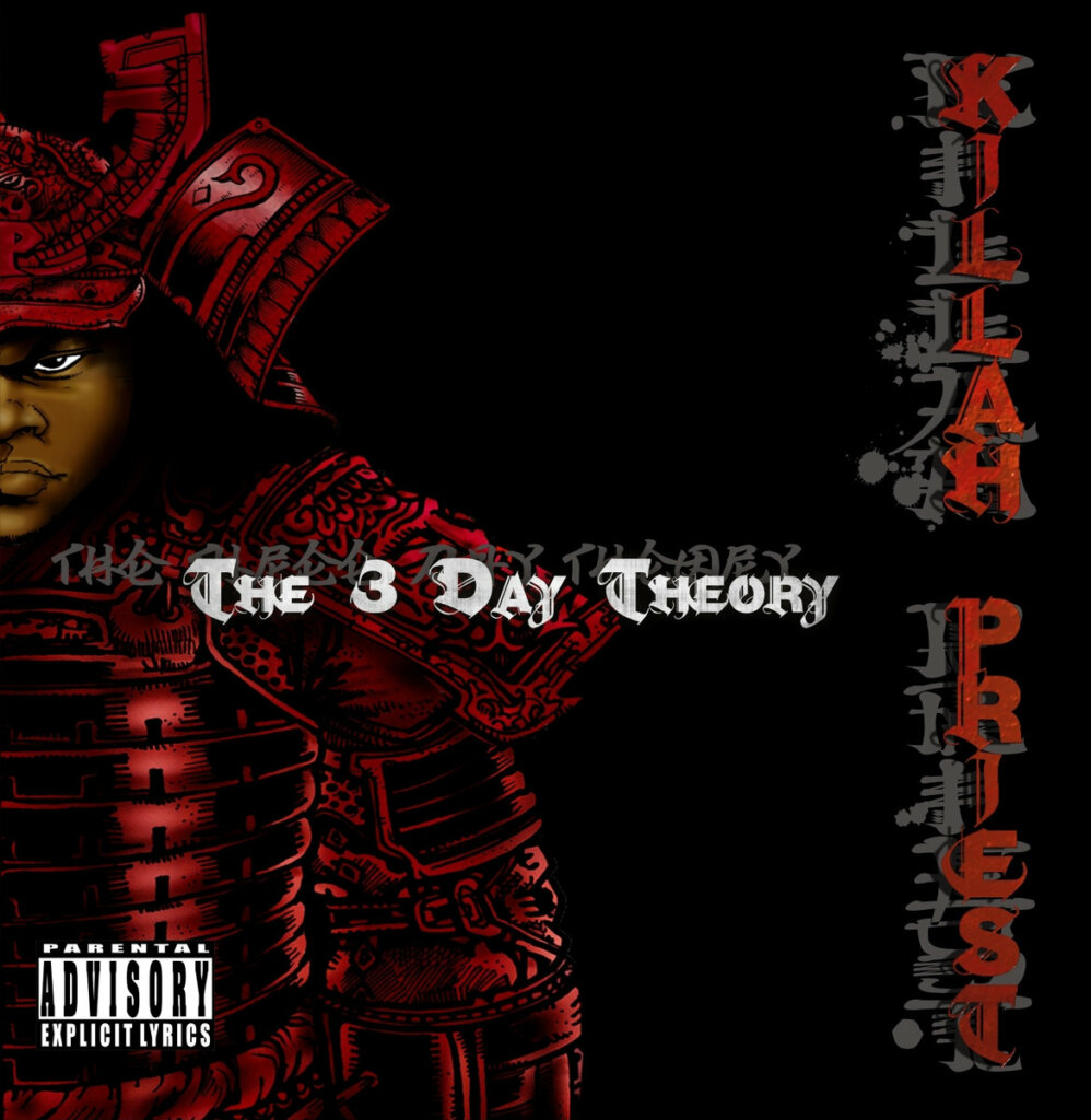 Killah Priest The 3 Day Theory
