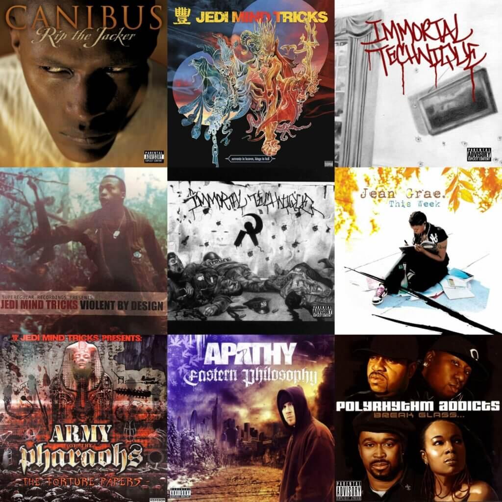 Babygrande Records Best Hip Hop Albums