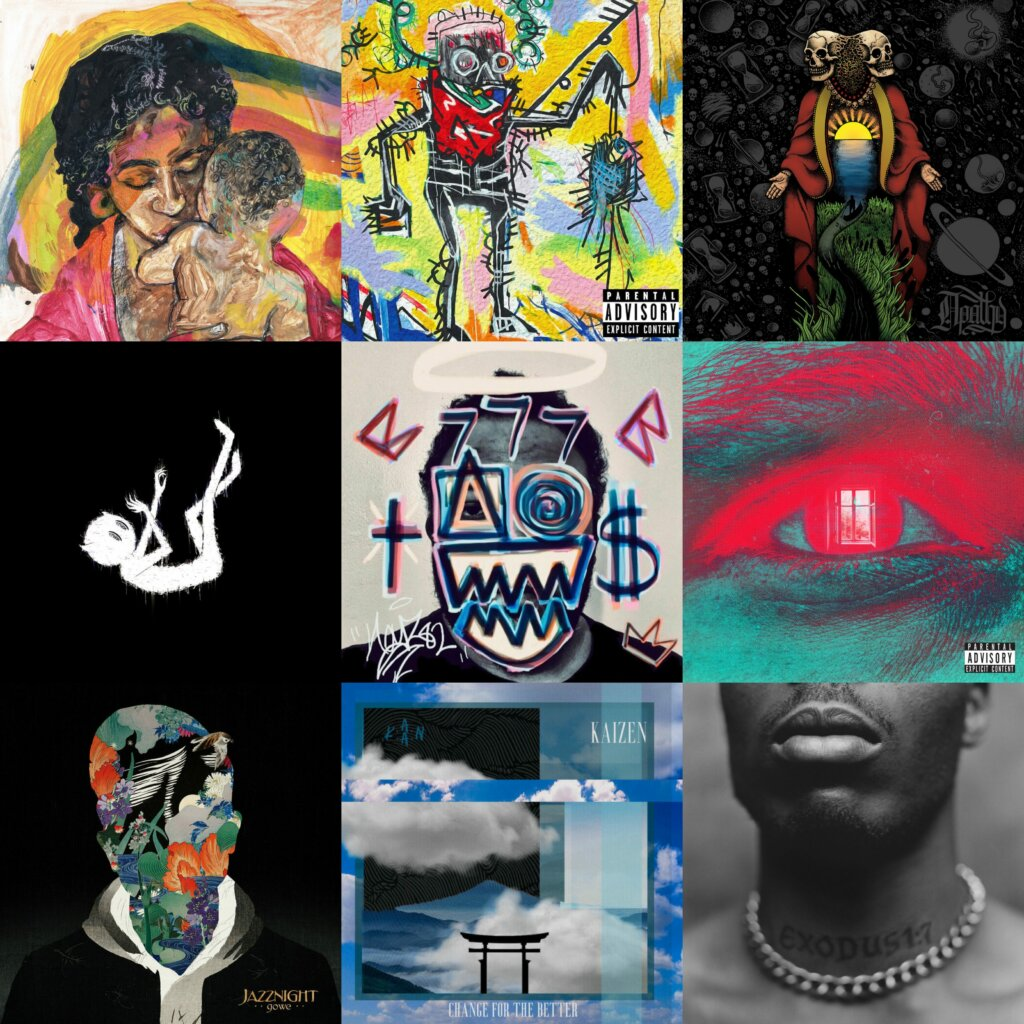 May 2021 Round-Up: The 9 Best Hip Hop Albums Of The Month