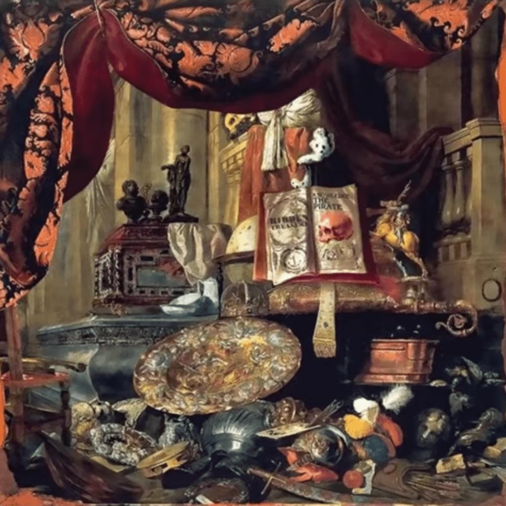 Knowledge The Pirate - Hidden Treasures
