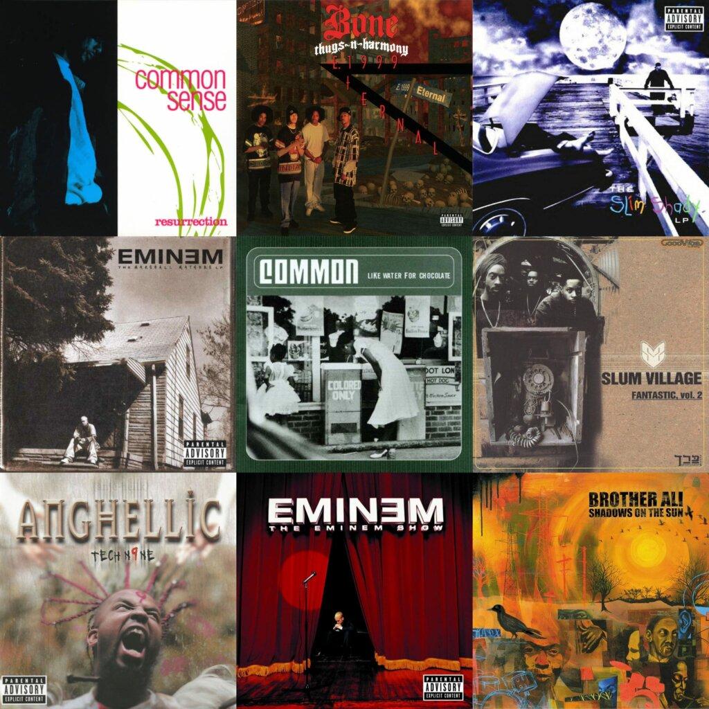 100 Essential Midwest Hip Hop Albums