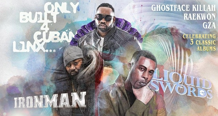 "Wu-Tang Clan Members GZA, Raekwon & Ghostface Killah Announce Dates For ""3 Chambers Tour"""