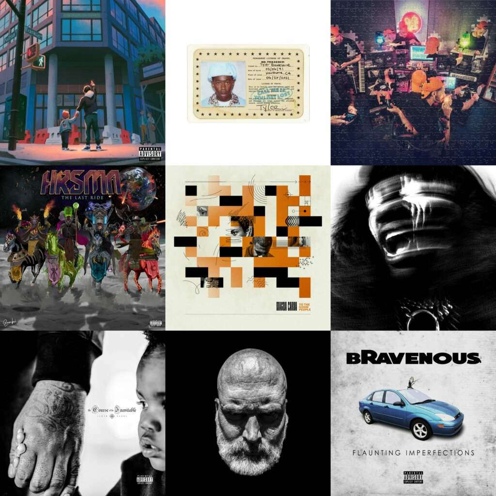 June 2021 Round-Up: The 9 Best Hip Hop Albums Of The Month