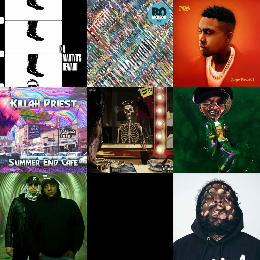 August 2021 Round-Up: The 9 Best Hip Hop Albums Of The Month