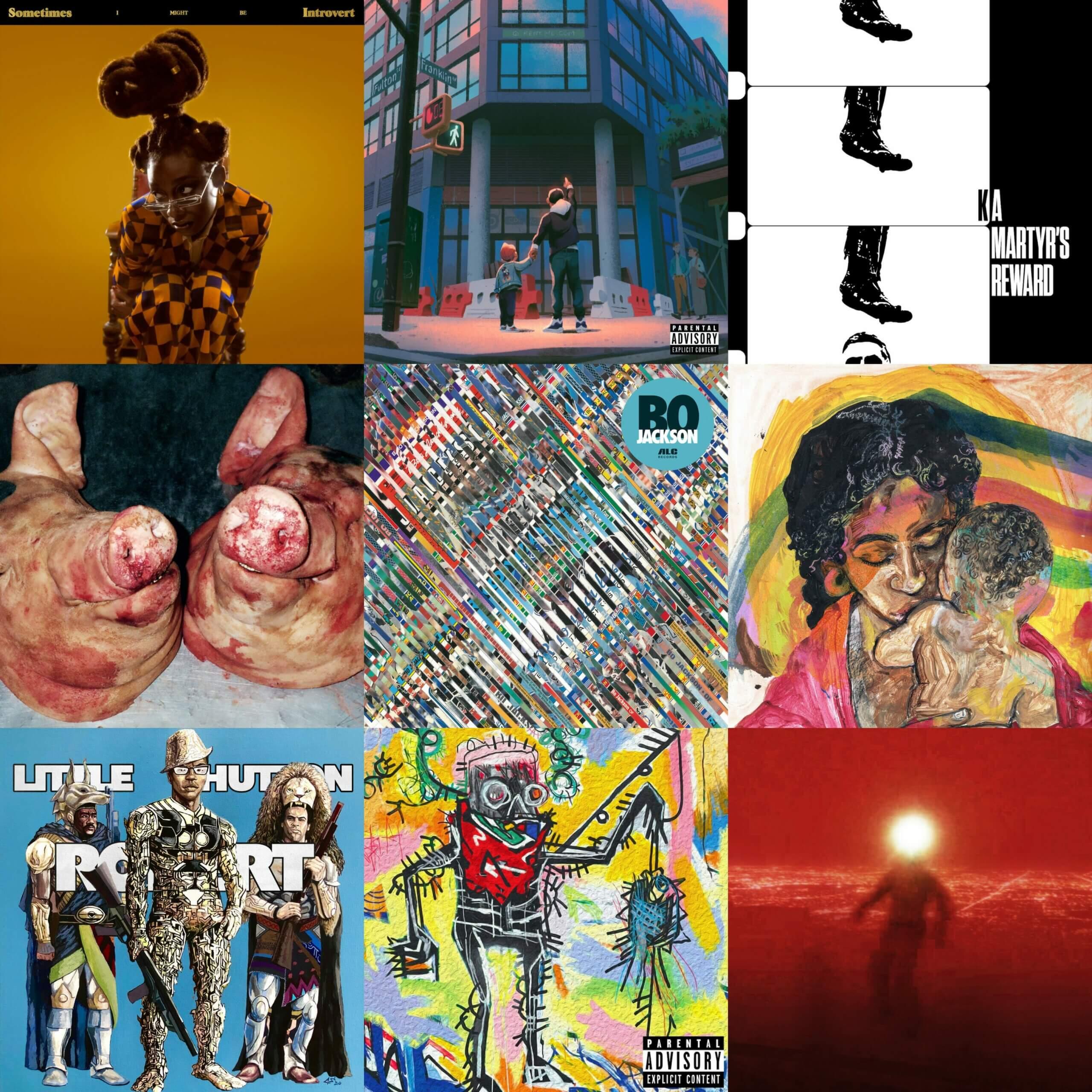 The Best Hip Hop Albums Of 2021